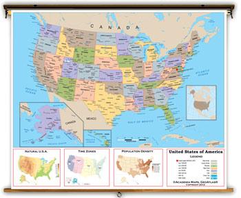 United States Maps   Academia Maps