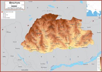Bhutan Physical Features Related Keywords & Suggestions - Bhutan ...