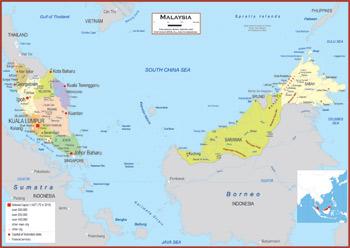 Malaysia Maps Academia Maps