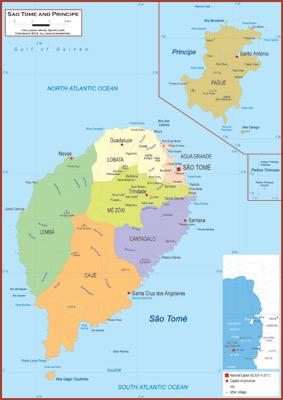 Sao Tome & Principe Maps - Academia Maps Sao Tome Principe Map on eritrea map, hong kong map, u.a.e. map, saudi arabia map, seychelles map, trinidad & tobago map, united arab emirates map, tanzania map, central african republic map, principe island map, bangladesh map, comoros map, tunisia map, niue map, honshu island map, tokelau map, sri lanka map, lesotho map, new britain island map,